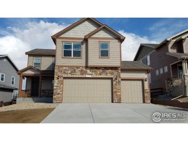 2273 Stonefish Dr, Windsor, CO 80550 (MLS #848152) :: Colorado Home Finder Realty