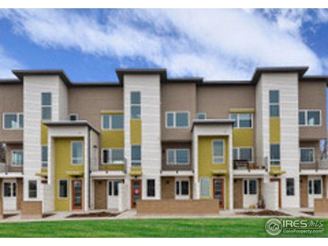 225 Green Leaf St #9, Fort Collins, CO 80524 (MLS #848153) :: The Forrest Group
