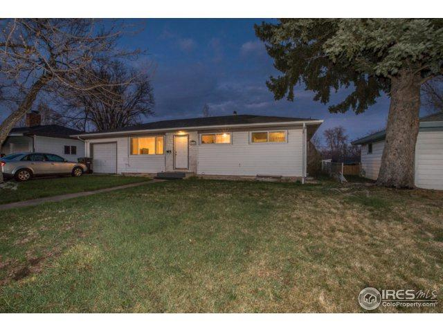 2534 16th Ave, Greeley, CO 80631 (MLS #848158) :: The Forrest Group