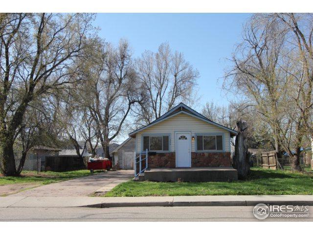 1250 E 2nd St, Loveland, CO 80537 (MLS #848165) :: The Forrest Group
