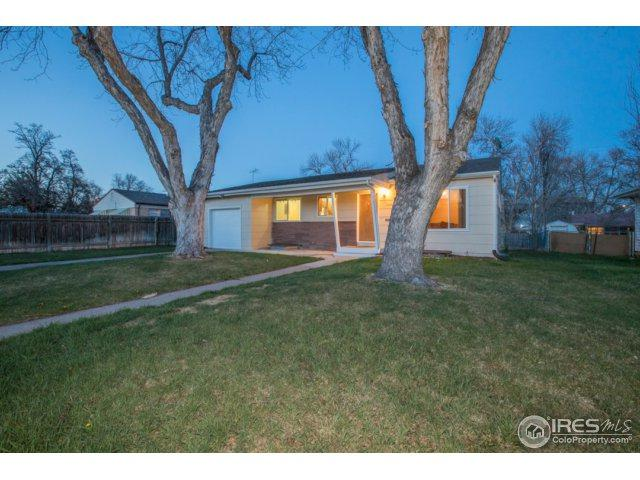 2504 14th Ave Ct, Greeley, CO 80631 (MLS #848184) :: The Forrest Group
