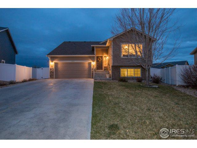 1919 88th Ave Ct, Greeley, CO 80634 (MLS #848214) :: The Forrest Group