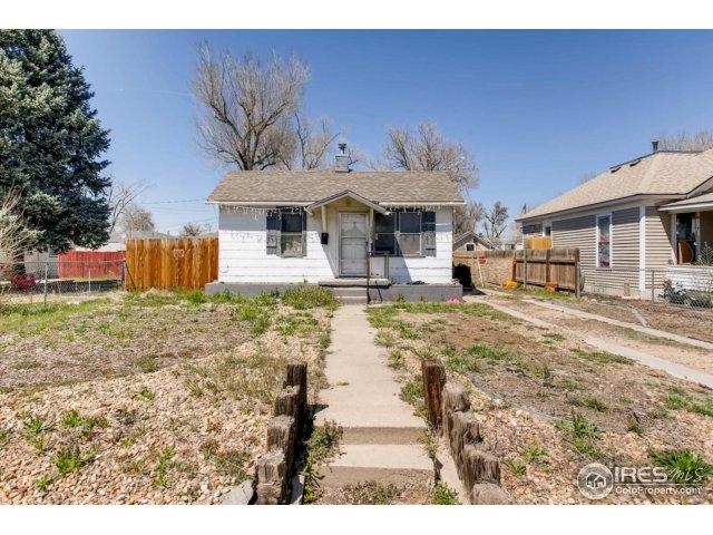 1225 5th St, Greeley, CO 80631 (MLS #848379) :: The Lamperes Team