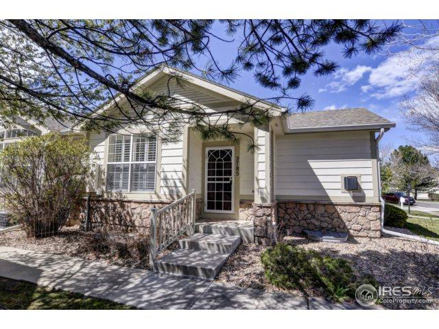 2785 Whitetail Cir, Lafayette, CO 80026 (MLS #848431) :: The Daniels Group at Remax Alliance