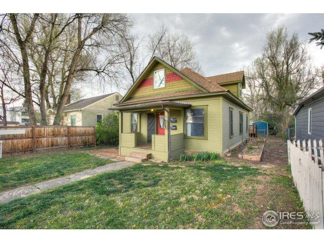 504 S Whitcomb St, Fort Collins, CO 80521 (MLS #848635) :: Downtown Real Estate Partners