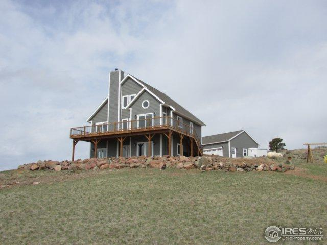 588 Great Twins Rd, Livermore, CO 80536 (MLS #848686) :: Kittle Real Estate