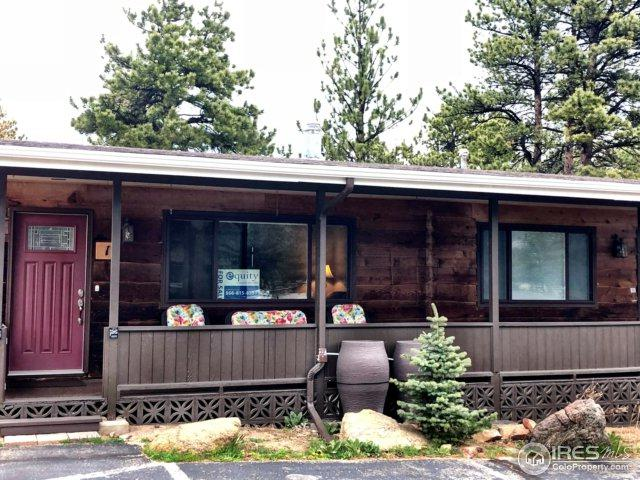 1250 S Saint Vrain Ave #1, Estes Park, CO 80517 (#848725) :: The Griffith Home Team