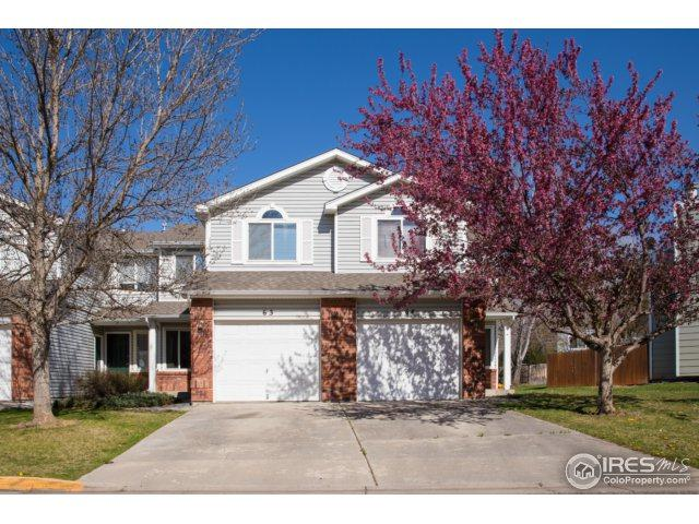 3440 Windmill Dr 6-3, Fort Collins, CO 80526 (#848750) :: The Griffith Home Team