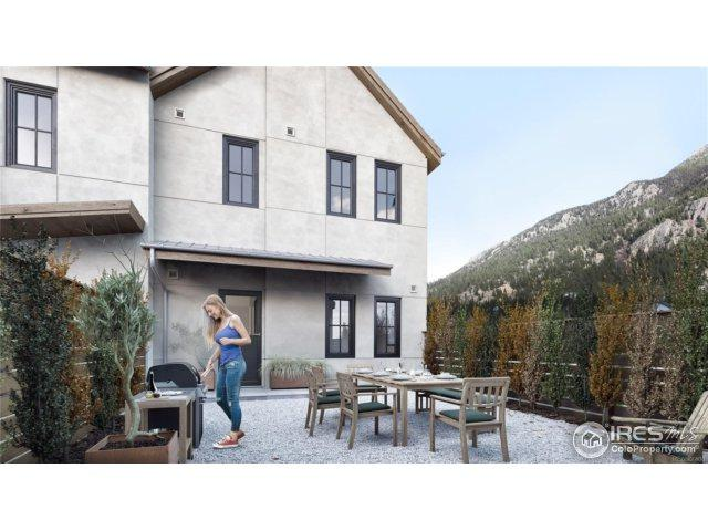 631 Bighorn Rd #164, Georgetown, CO 80444 (MLS #848844) :: Colorado Home Finder Realty