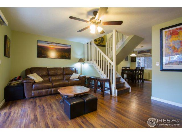 3009 Madison Ave #105, Boulder, CO 80303 (MLS #848885) :: Colorado Home Finder Realty