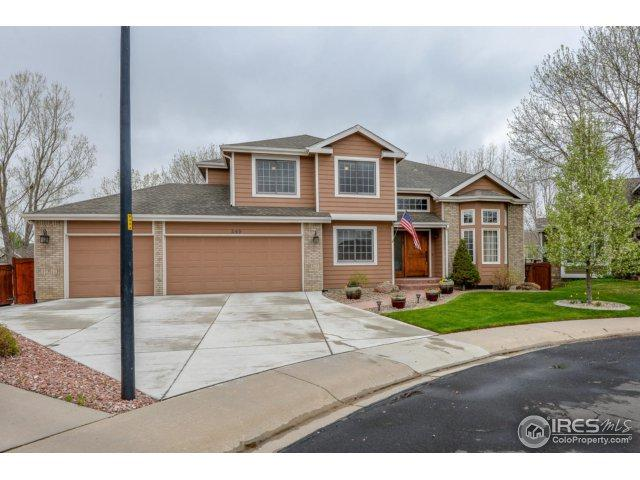 549 Idalia Ct, Fort Collins, CO 80525 (MLS #848966) :: Colorado Home Finder Realty
