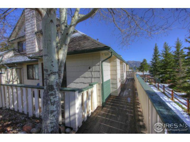 1010 S Saint Vrain Ave F4, Estes Park, CO 80517 (#849146) :: The Griffith Home Team