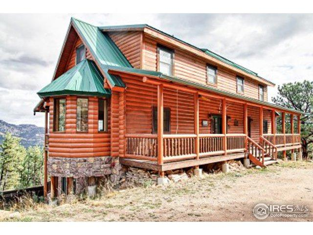189 Chipmunk Dr, Lyons, CO 80540 (MLS #849168) :: 8z Real Estate