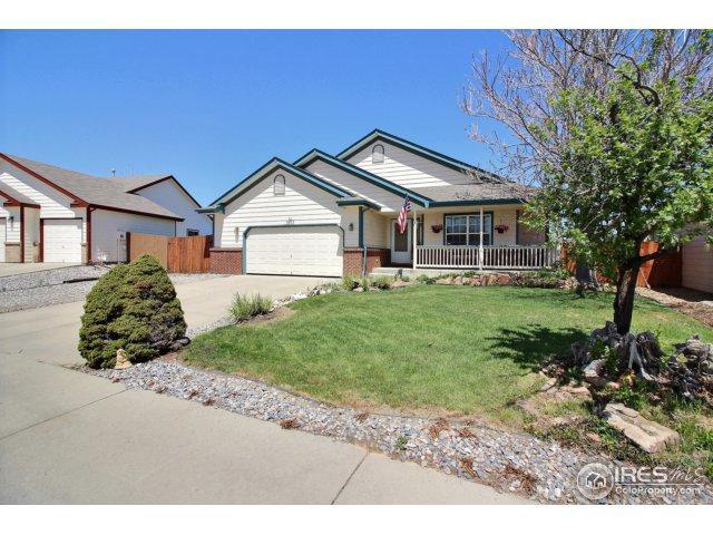 1813 Chesapeake Cir, Johnstown, CO 80534 (MLS #849235) :: Colorado Home Finder Realty