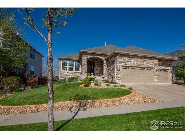 4325 Golf Vista Dr, Loveland, CO 80537 (#849252) :: The Griffith Home Team