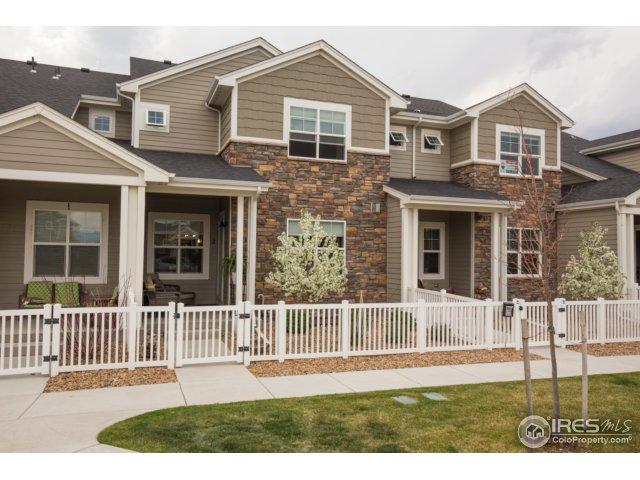 2166 Montauk Ln #2, Windsor, CO 80550 (#849280) :: The Griffith Home Team