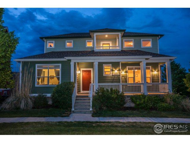 2820 Sitting Bull Way, Fort Collins, CO 80525 (#849313) :: The Griffith Home Team