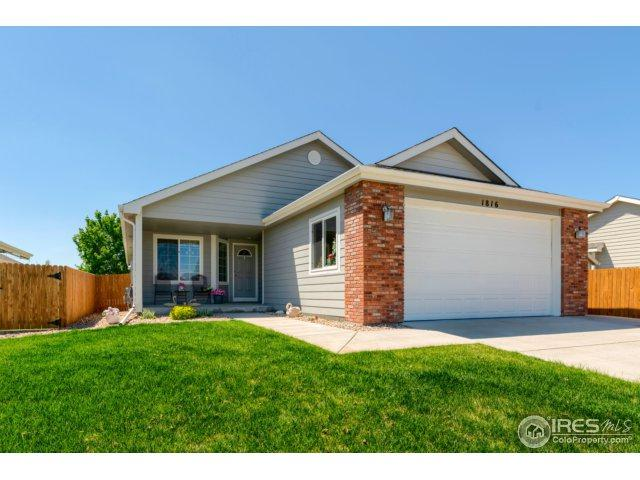 1816 Suntide Dr, Johnstown, CO 80534 (MLS #849432) :: Colorado Home Finder Realty