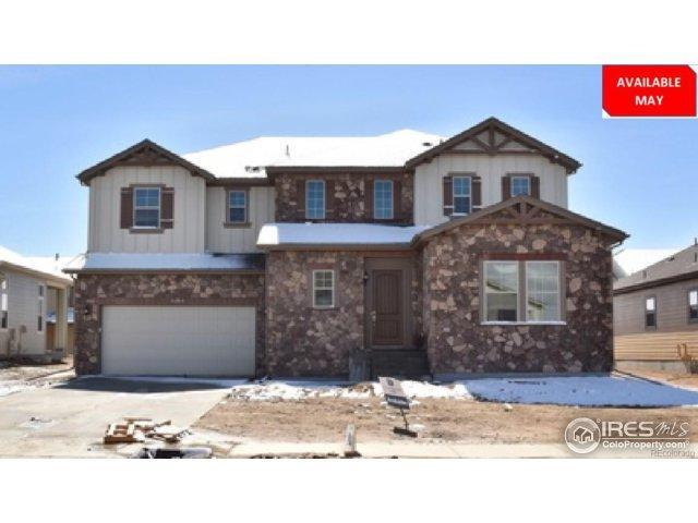 818 Gilpin Cir, Erie, CO 80516 (MLS #849532) :: Kittle Real Estate