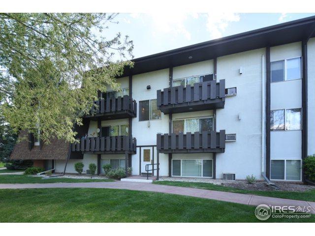 1305 Kirkwood Dr #308, Fort Collins, CO 80525 (MLS #849569) :: The Lamperes Team
