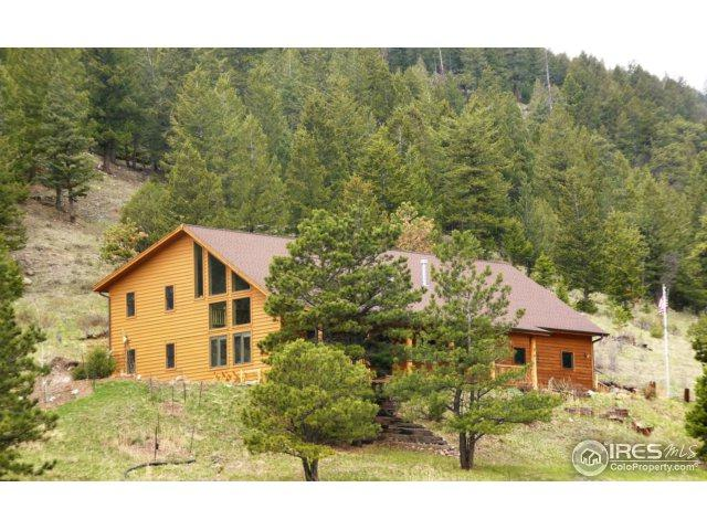 1077 Dunraven Glade Rd, Glen Haven, CO 80532 (MLS #849641) :: 8z Real Estate