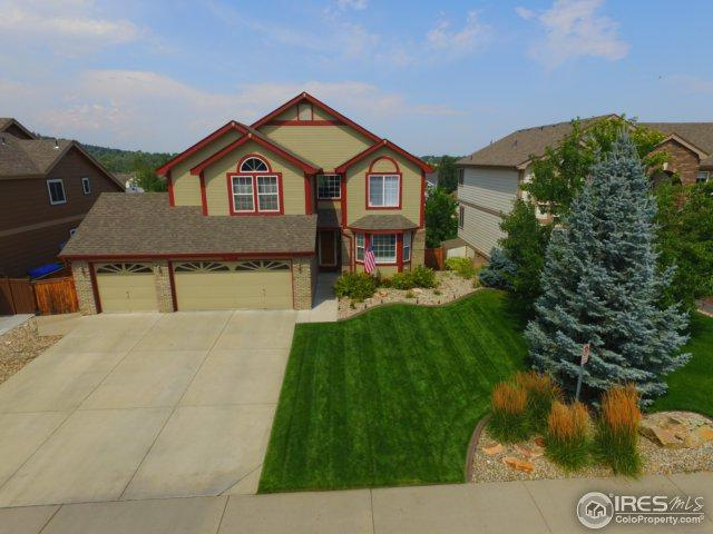 4275 Promontory Ct, Loveland, CO 80537 (#849648) :: The Griffith Home Team