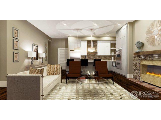 302 N Meldrum St #202, Fort Collins, CO 80521 (MLS #849698) :: Sarah Tyler Homes