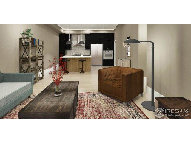 302 N Meldrum St #212, Fort Collins, CO 80521 (MLS #849717) :: Downtown Real Estate Partners