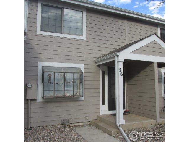 2924 Ross Dr #26, Fort Collins, CO 80526 (MLS #849832) :: Colorado Home Finder Realty