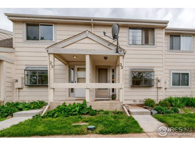 2924 Ross Dr #22, Fort Collins, CO 80526 (MLS #849850) :: Colorado Home Finder Realty