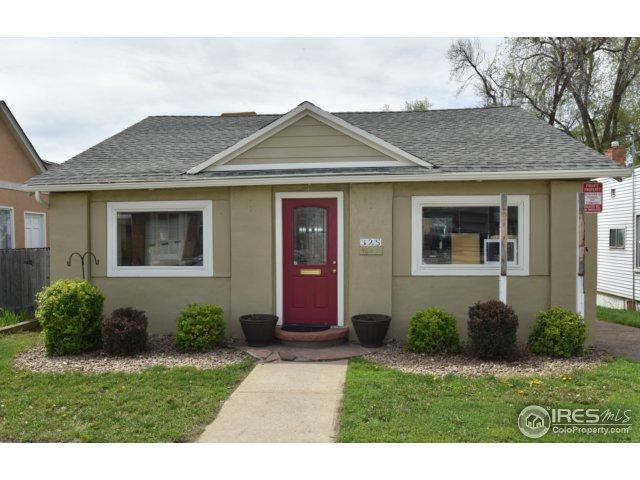 325 3rd Ave, Longmont, CO 80501 (MLS #849933) :: The Daniels Group at Remax Alliance
