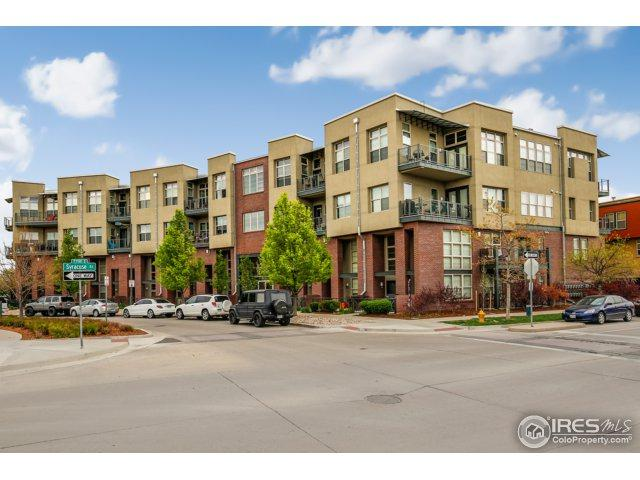 7700 E 29th Ave #311, Denver, CO 80238 (MLS #849965) :: The Lamperes Team