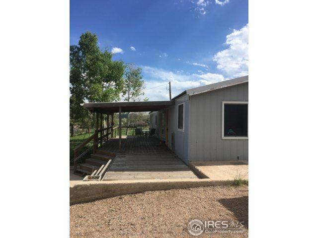 3721 N County Road 23E, Laporte, CO 80535 (MLS #850052) :: Downtown Real Estate Partners