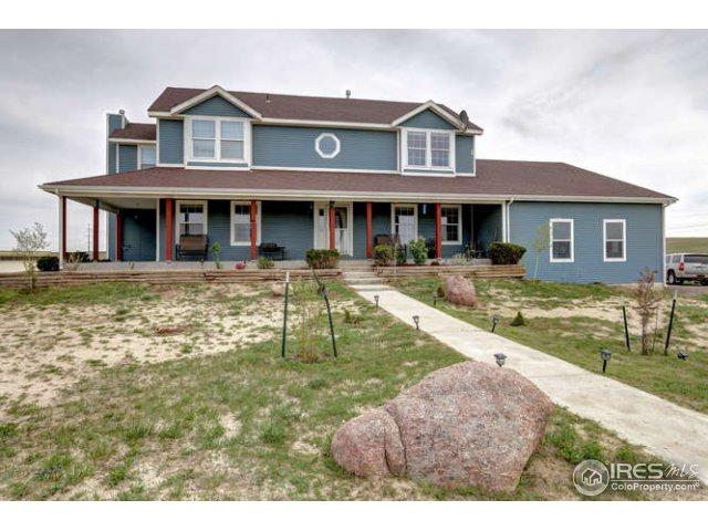 50152 County Road 13, Wellington, CO 80549 (MLS #850121) :: Kittle Real Estate