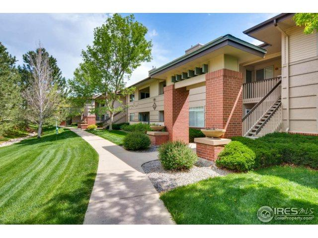 730 Copper Ln #208, Louisville, CO 80027 (MLS #850163) :: The Lamperes Team