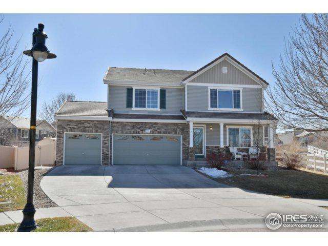 3533 Pinewood Ct, Johnstown, CO 80534 (MLS #850263) :: Kittle Real Estate
