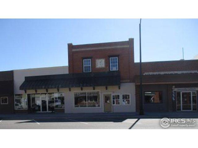 217 S Main St, Yuma, CO 80759 (MLS #850285) :: Tracy's Team