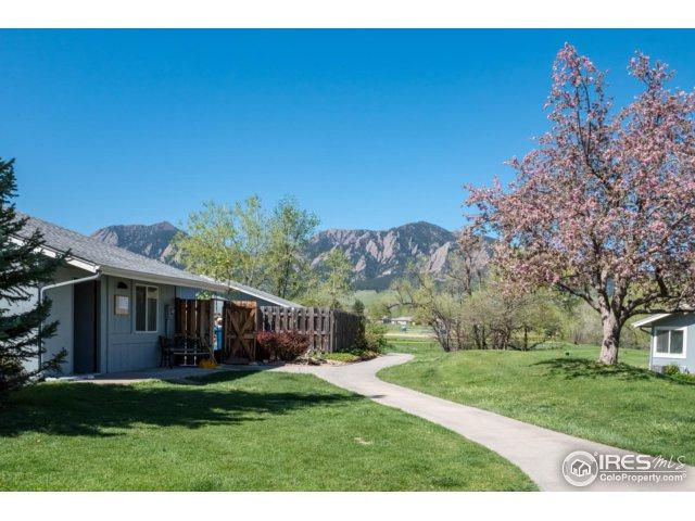 1156 Monroe Dr D, Boulder, CO 80303 (MLS #850293) :: The Lamperes Team