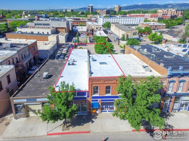 237 Jefferson St, Fort Collins, CO 80524 (MLS #850359) :: The Daniels Group at Remax Alliance