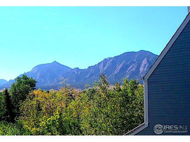 2301 Pearl St #7, Boulder, CO 80302 (MLS #850365) :: The Lamperes Team