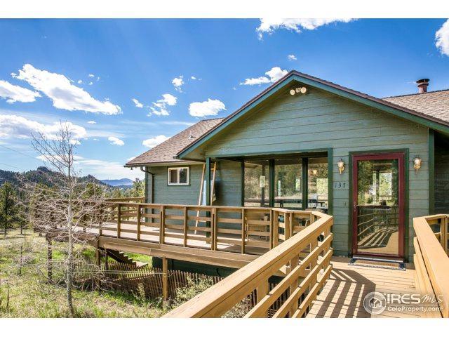 137 Mount Tileston Ct, Livermore, CO 80536 (MLS #850377) :: Kittle Real Estate