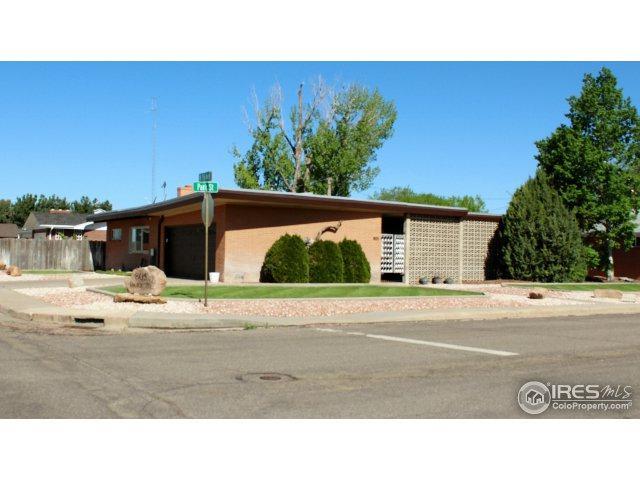 805 Park St, Fort Morgan, CO 80701 (MLS #850378) :: Kittle Real Estate