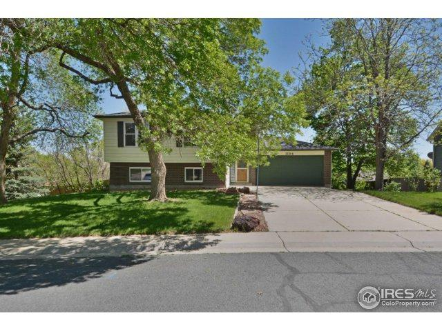 1194 N Franklin Ave, Louisville, CO 80027 (MLS #850548) :: The Lamperes Team