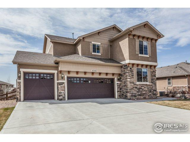 4546 Tarragon Dr, Johnstown, CO 80534 (MLS #850571) :: Kittle Real Estate
