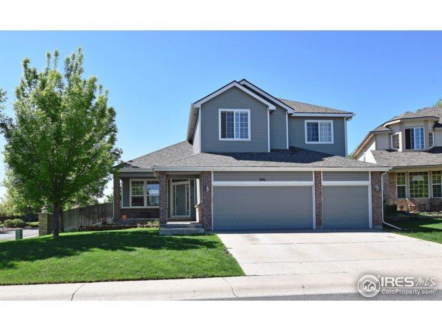 246 Holden Ln, Johnstown, CO 80534 (MLS #850613) :: Kittle Real Estate