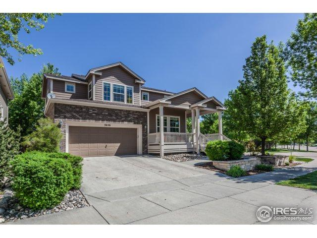 3656 Big Dipper Dr, Fort Collins, CO 80528 (MLS #850628) :: The Lamperes Team