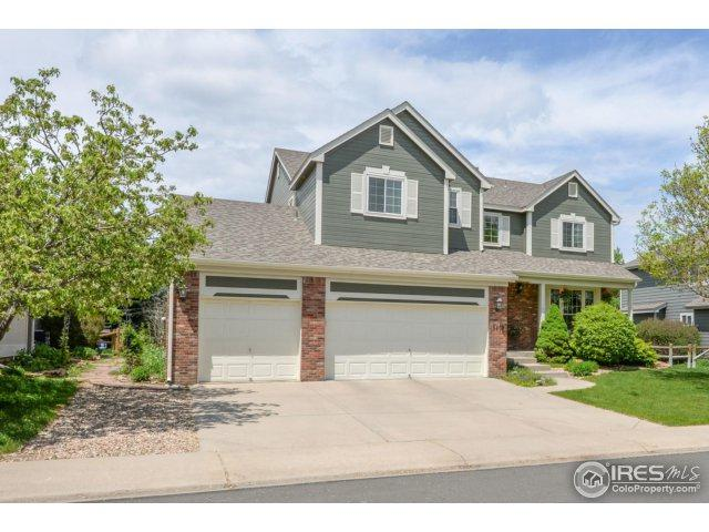 5409 Golden Willow Dr, Fort Collins, CO 80528 (MLS #850673) :: The Lamperes Team
