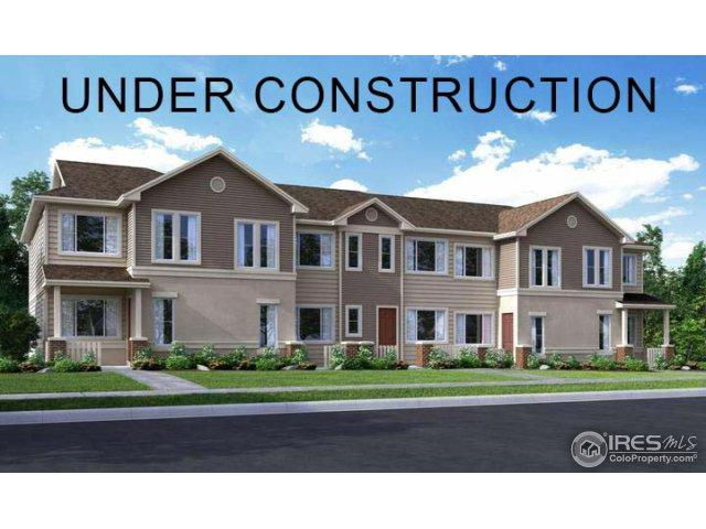 15510 W 64th Pl A, Arvada, CO 80007 (#850675) :: The Griffith Home Team