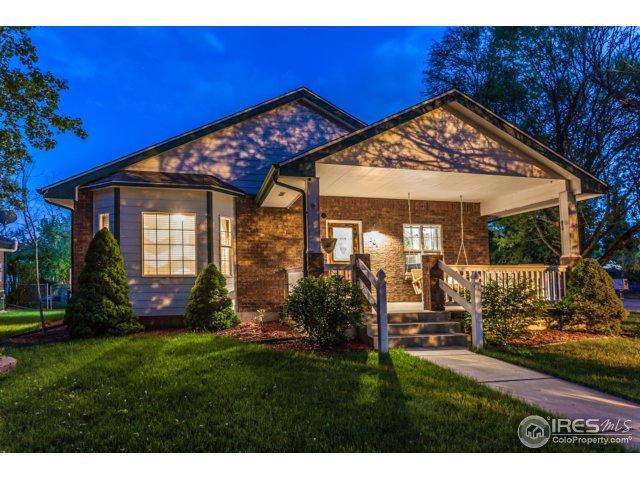 301 E Colorado Ave, Berthoud, CO 80513 (MLS #850738) :: Kittle Real Estate