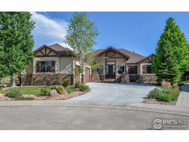 5724 Pineview Ct, Windsor, CO 80550 (MLS #850746) :: Kittle Real Estate
